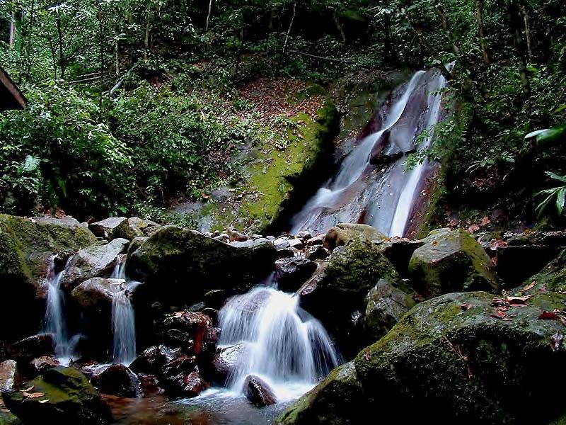 Handpicked Borneo, Sabah, Kipungit Waterfall