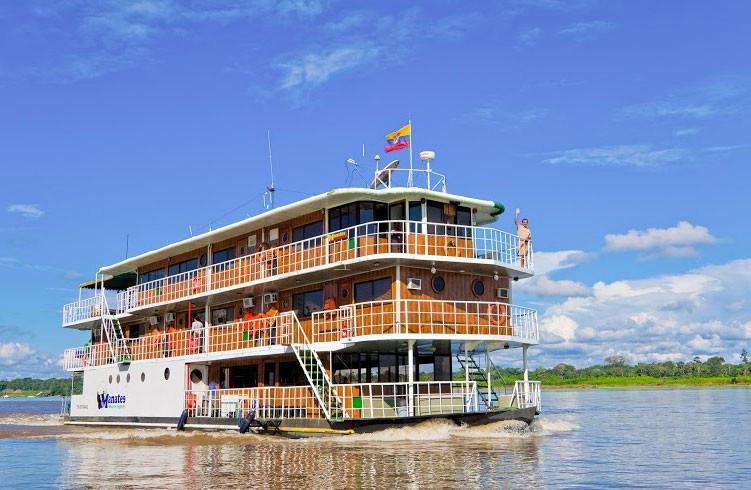 Manatee Amazon Explorer - Ship
