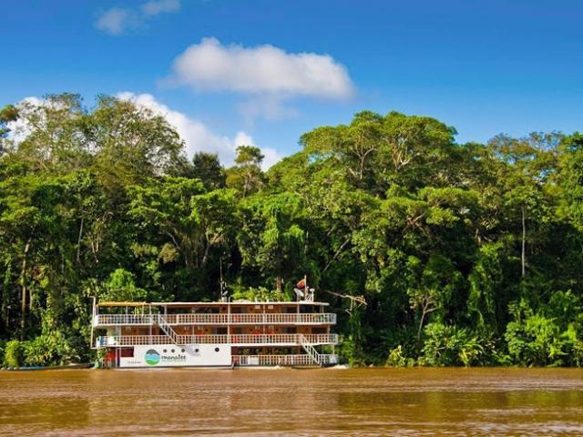 Manatee Amazon Explorer