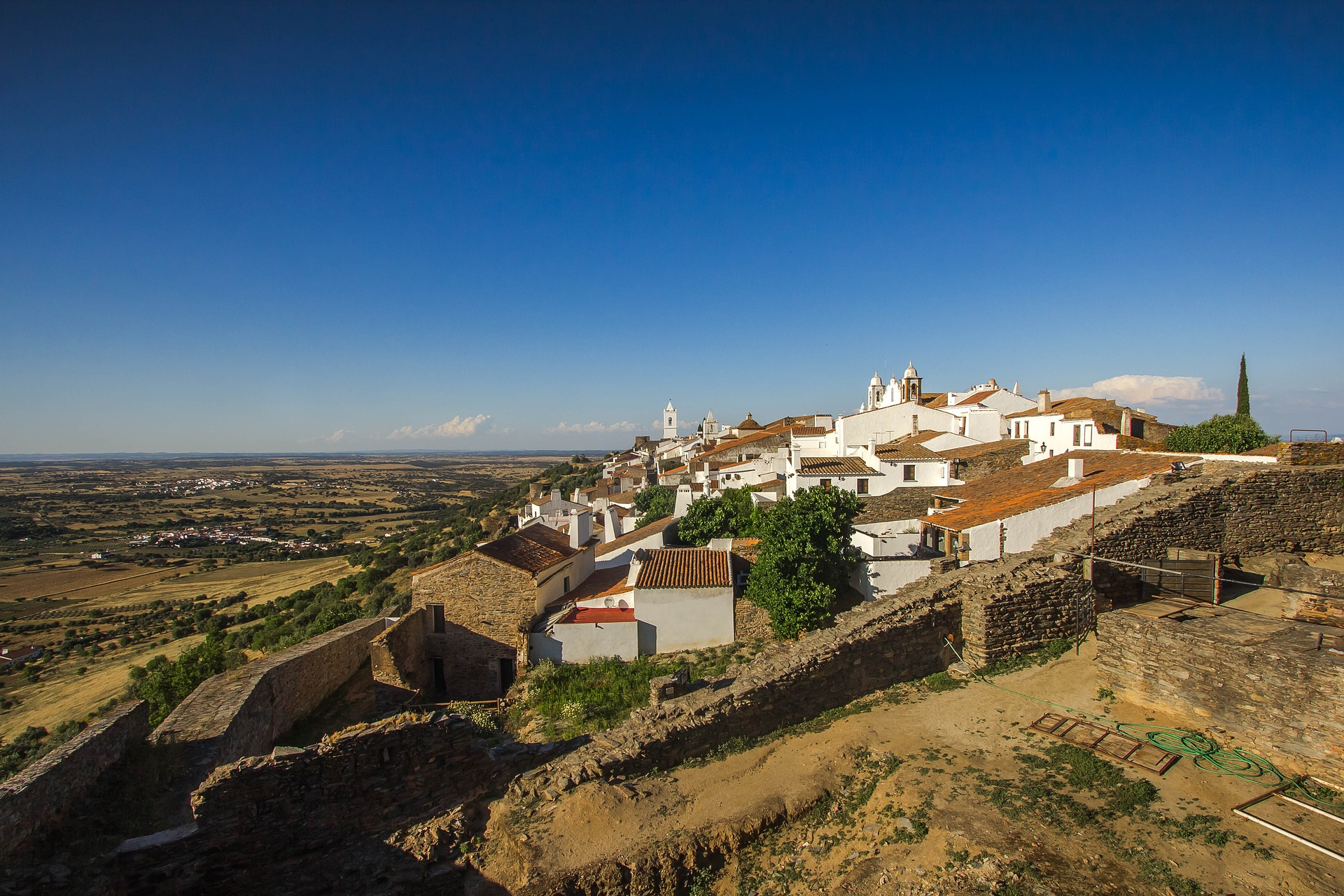 Country Roads of Portugal, Monsaraz, Portugal