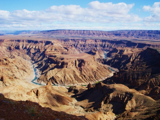 Namibia, Fish River Canyon