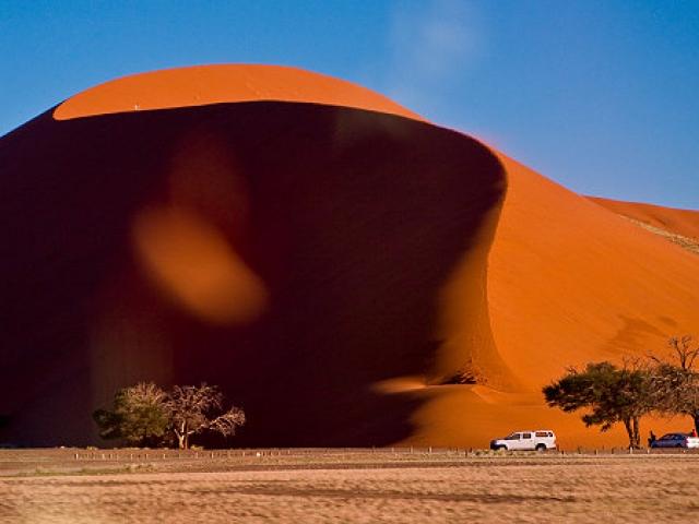 Namibian Explorer, Sossusvlei Sand Dunes