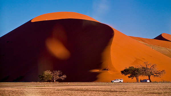 Namibia, Sossusvlei Sand Dunes