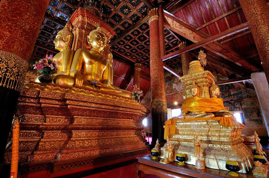 Historical Lanna Kingdom, Nan, Wat Phumin