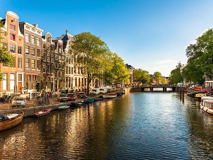 Europe's Highlights - Netherlands, Amsterdam