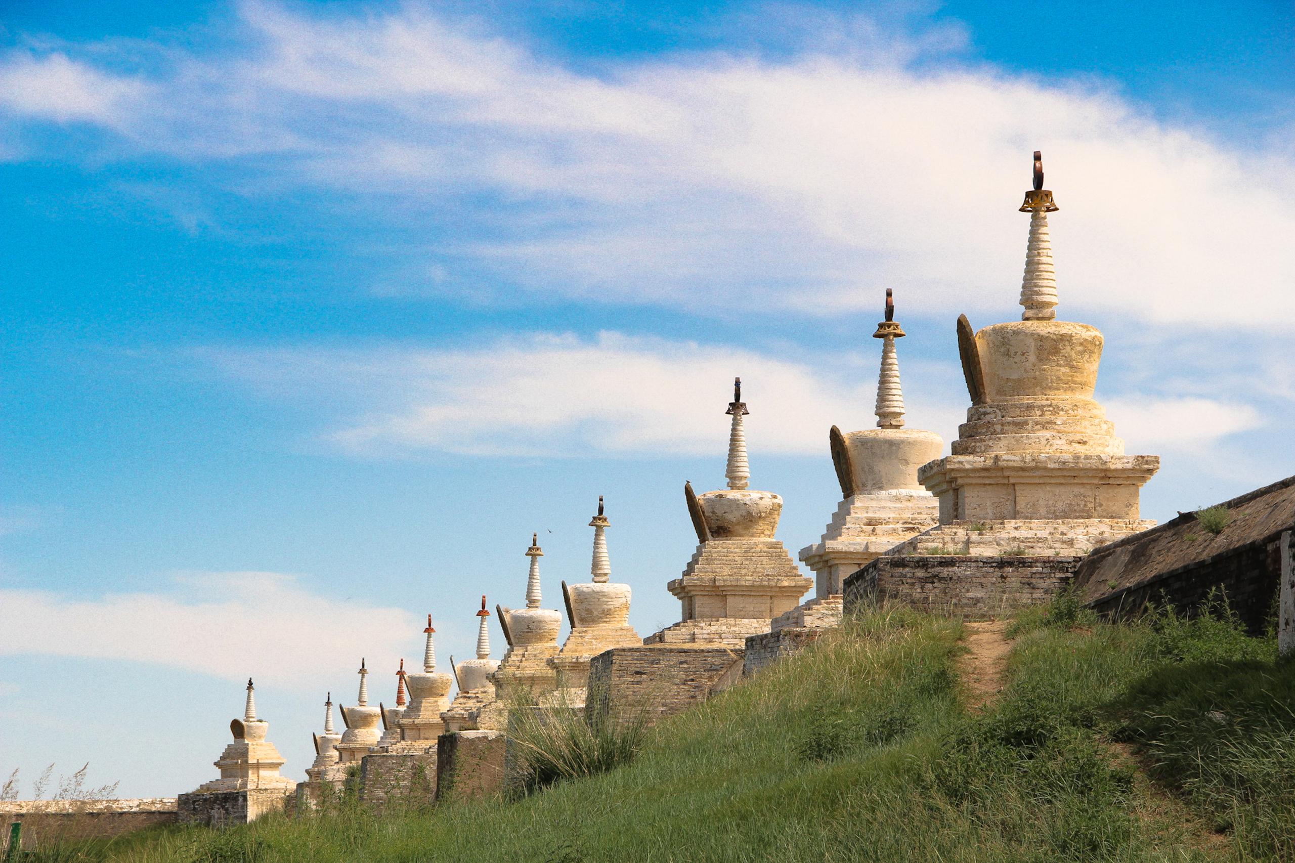 Nomadic Impressions - Mongolia, Kharakhorum, Ancient Sites
