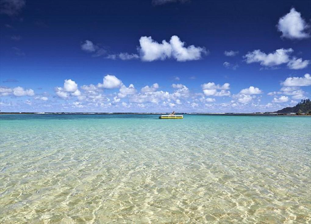 Norfolk Island, Emily Bay Lagoon
