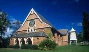 Historic Norfolk Island | St Barnabus Chapel