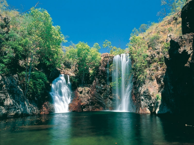 Outback Adventure | Florence Falls, Northern Territory