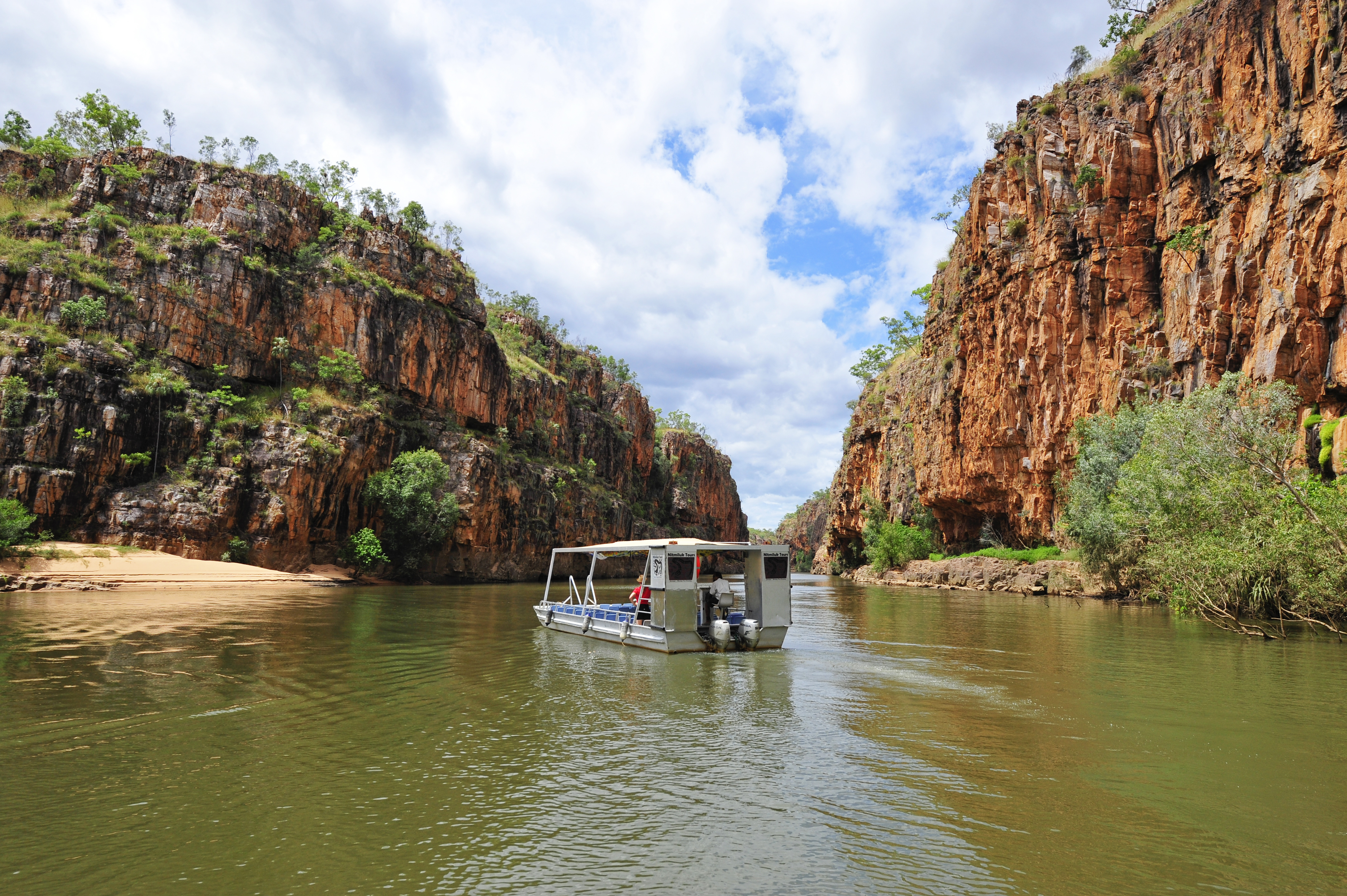 Northern Territory, Katherine, Nitmiluk Gorge