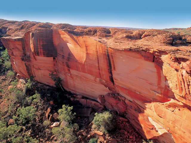 Outback Adventure | Kings Canyon, Northern Territory