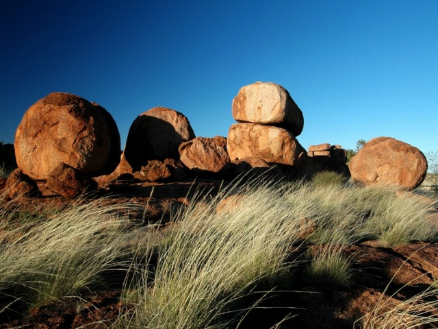 Outback Safari | The Devils Marbles, Northern Territory