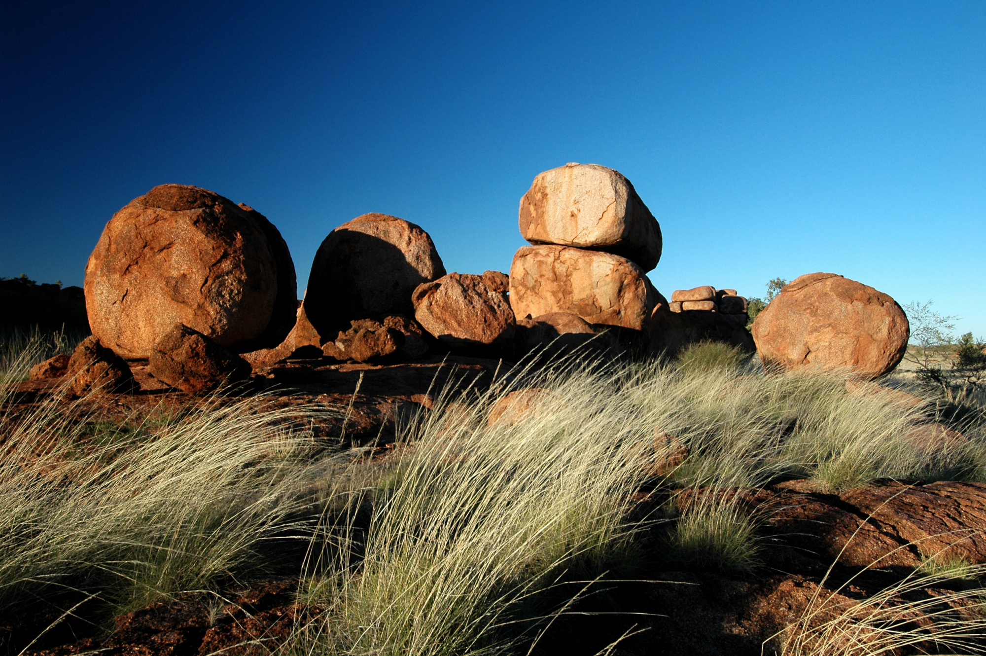 Outback Safari | Karlu Karlu - The Devils Marbles, Central Australia, Northern Territory