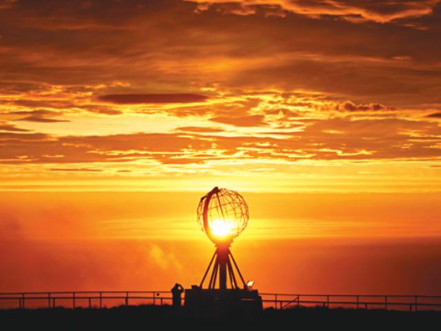 Norway, North Cape & The Midnight Sun