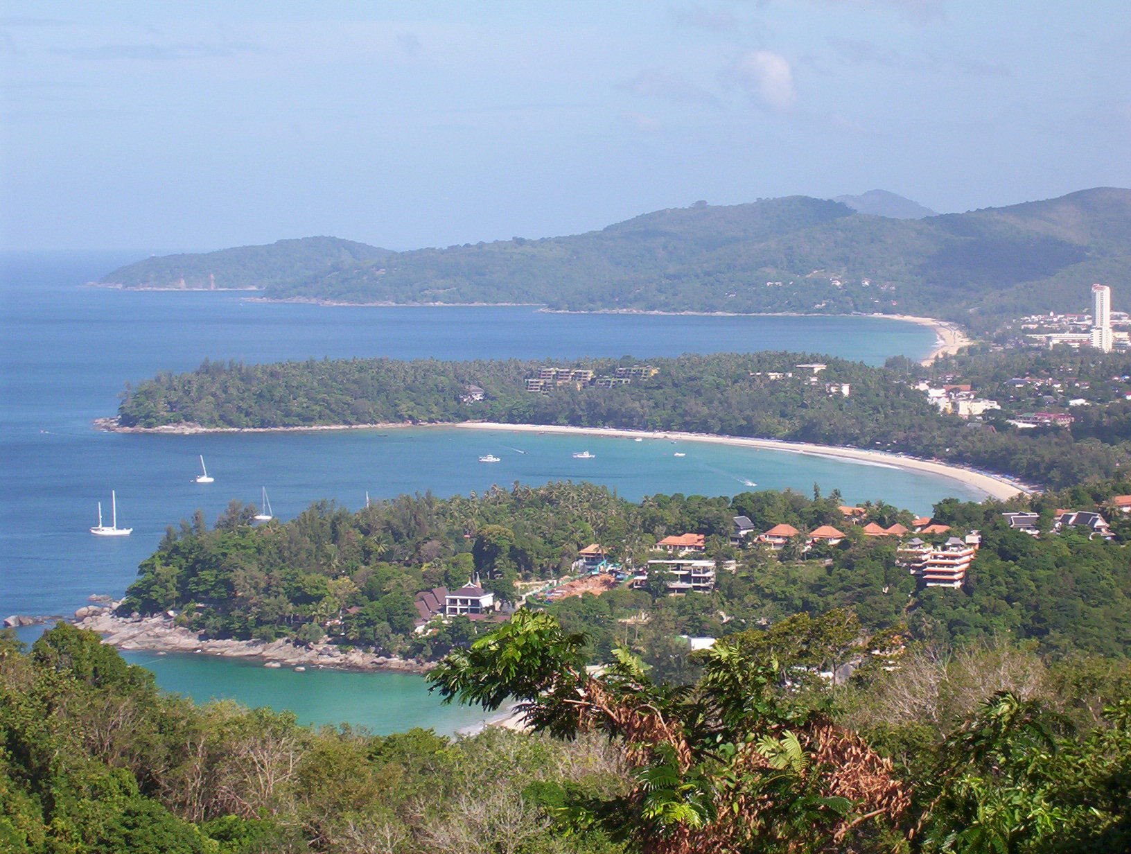 Phuket, Beach Lookout