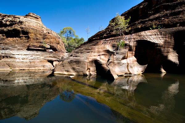 Queensland, Cobbold Gorge