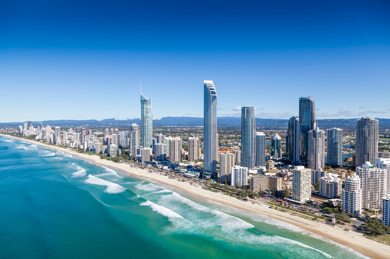 Queensland, Gold Coast