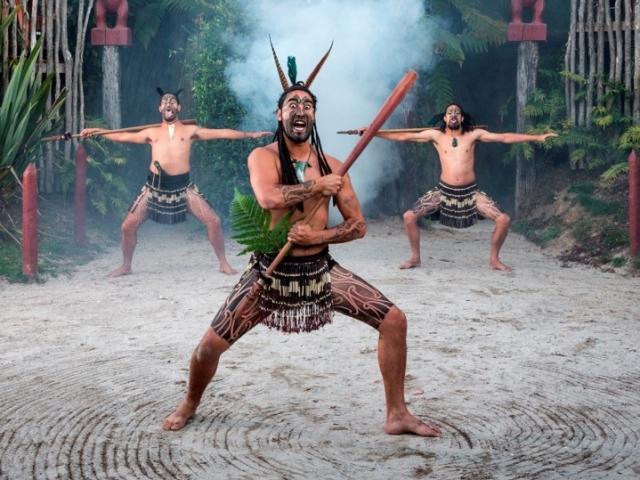Kia Ora New Zealand | Rotorua, Tamaki Maori Village, New Zealand