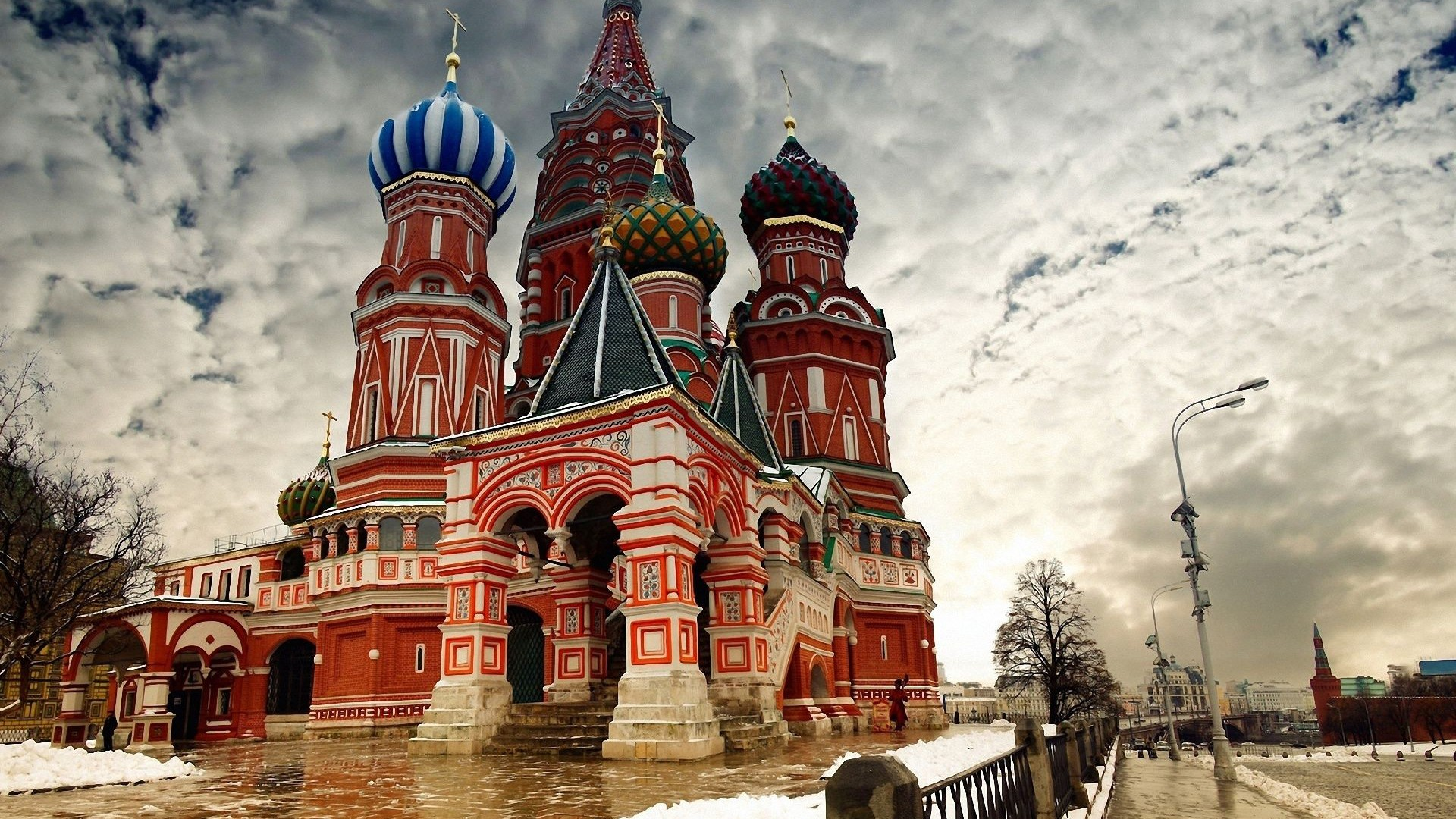 Russia, Moswow, St Basil Cathedral