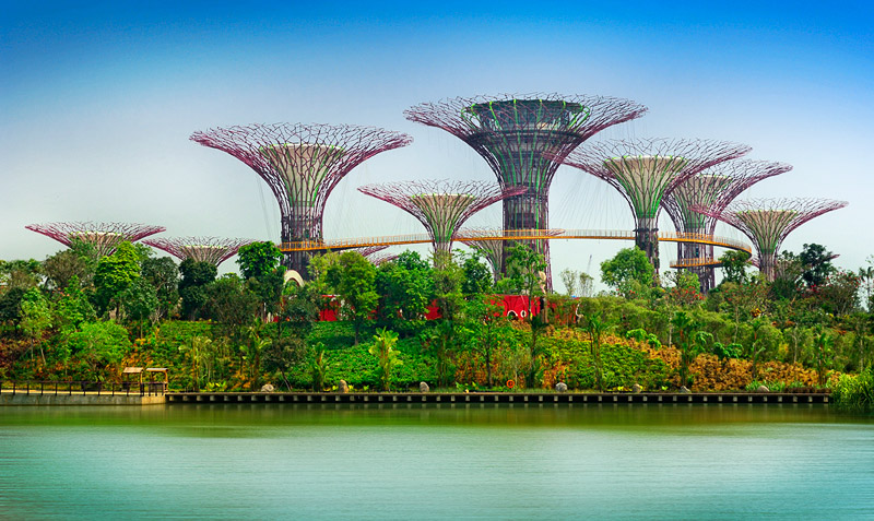 Singapore, Gardens by the Bay