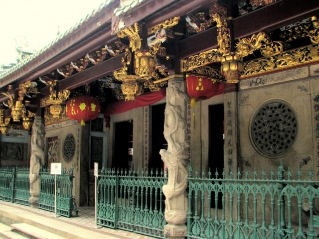 Singapore, Thian Hock Keng Temple
