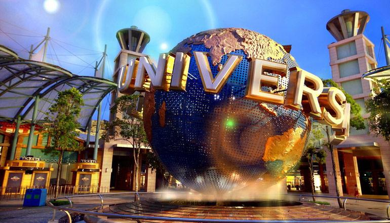 Singapore, Universal Studios