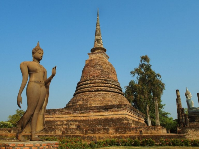 Thailand Experience, Sokothai, National Historical Park
