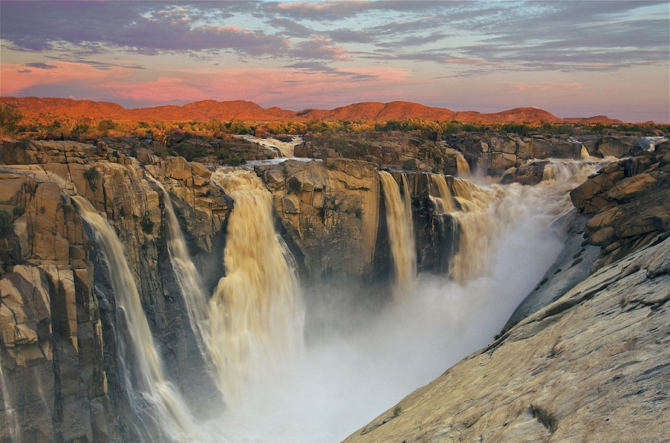 South Africa, Augrabies Falls