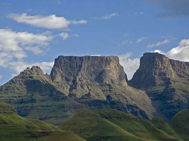 South Africa, Drakensberg Moutain