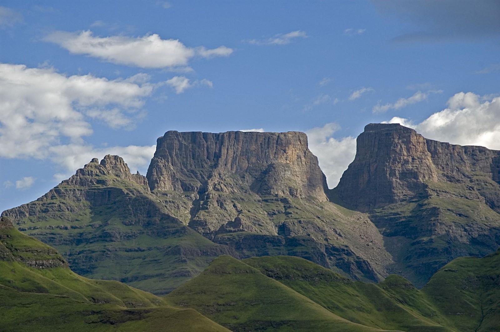 South Africa, Drakensberg Moutain