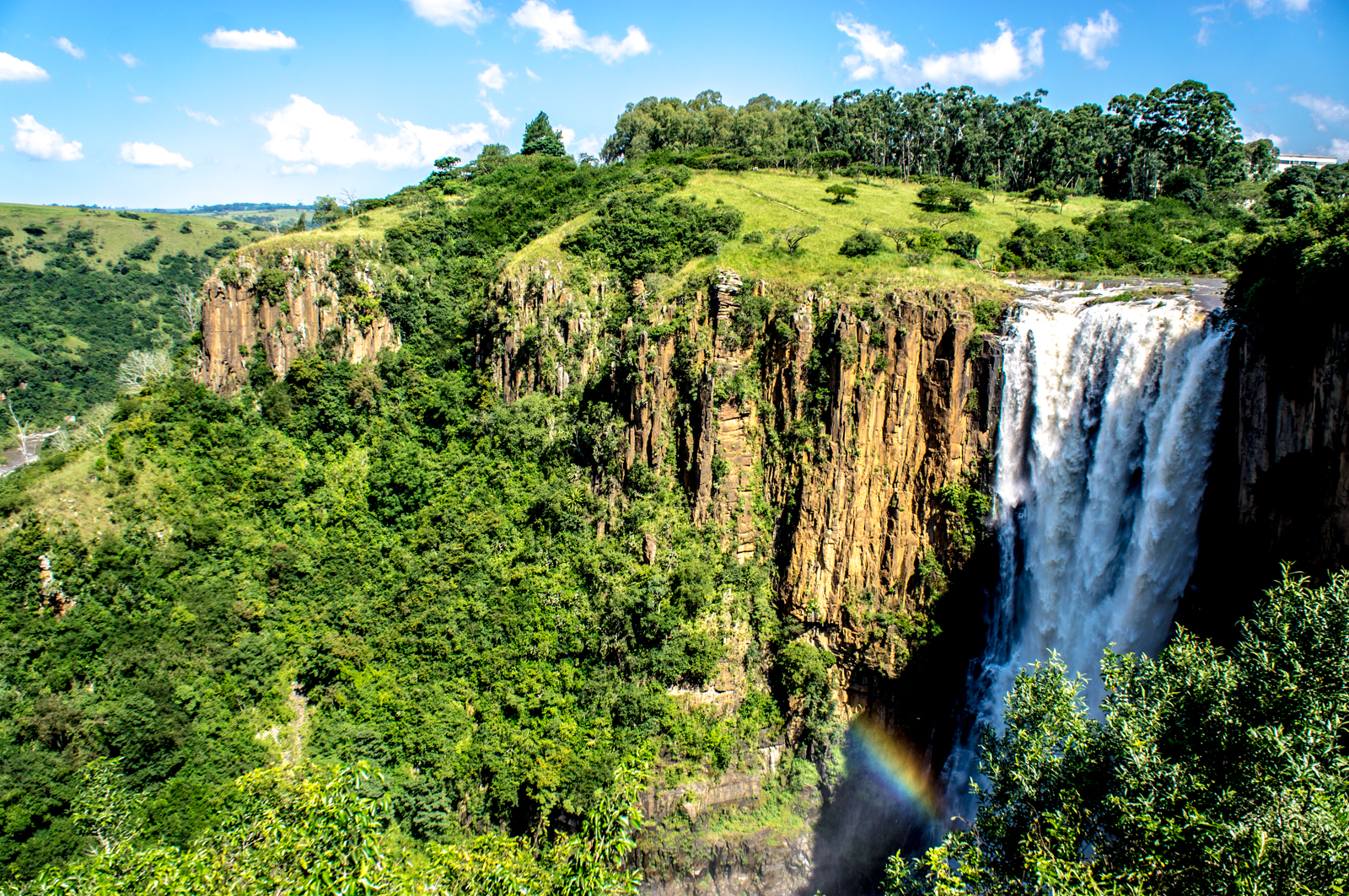 South Africa, Howick Falls