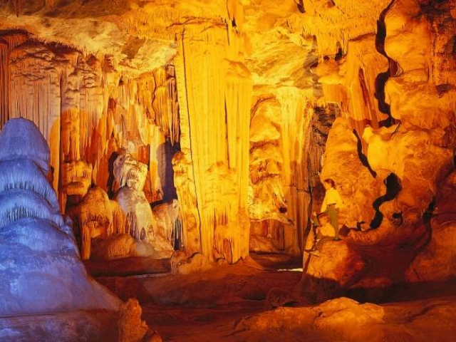 South Africa, Oudtshoorn, Cango Caves