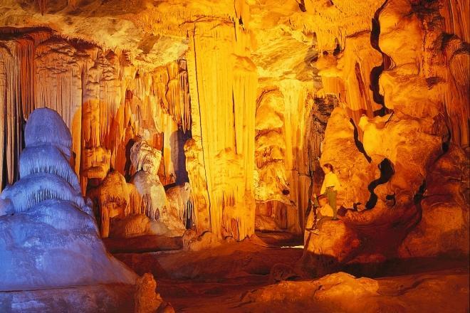 South Africa, Oudtshoorn, Cango Caves