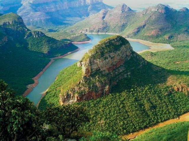 South Africa, Blyde River Canyon