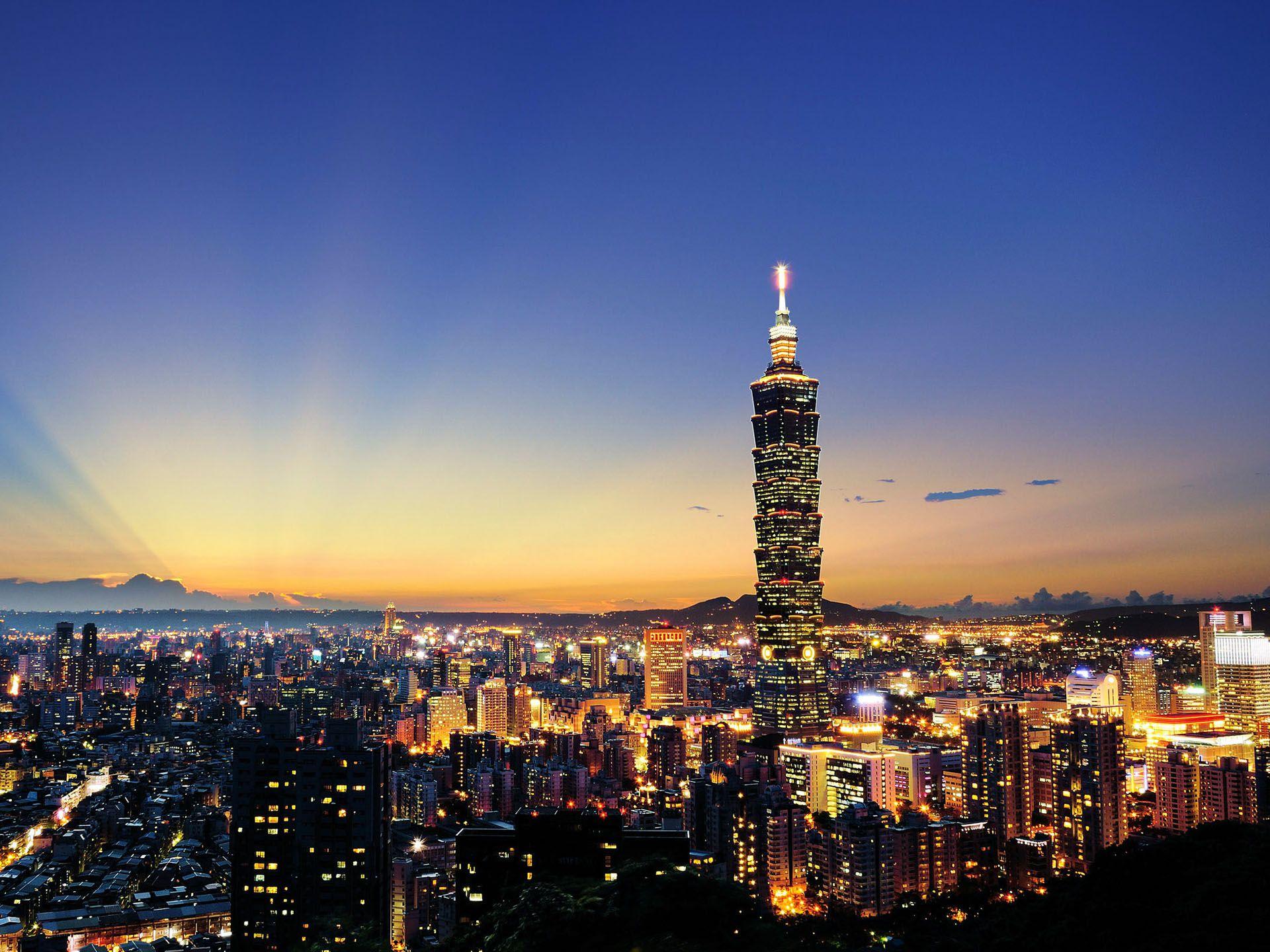 Taiwan, Taipei
