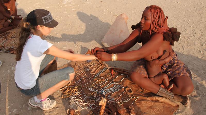 Namibia, Himba Tribe