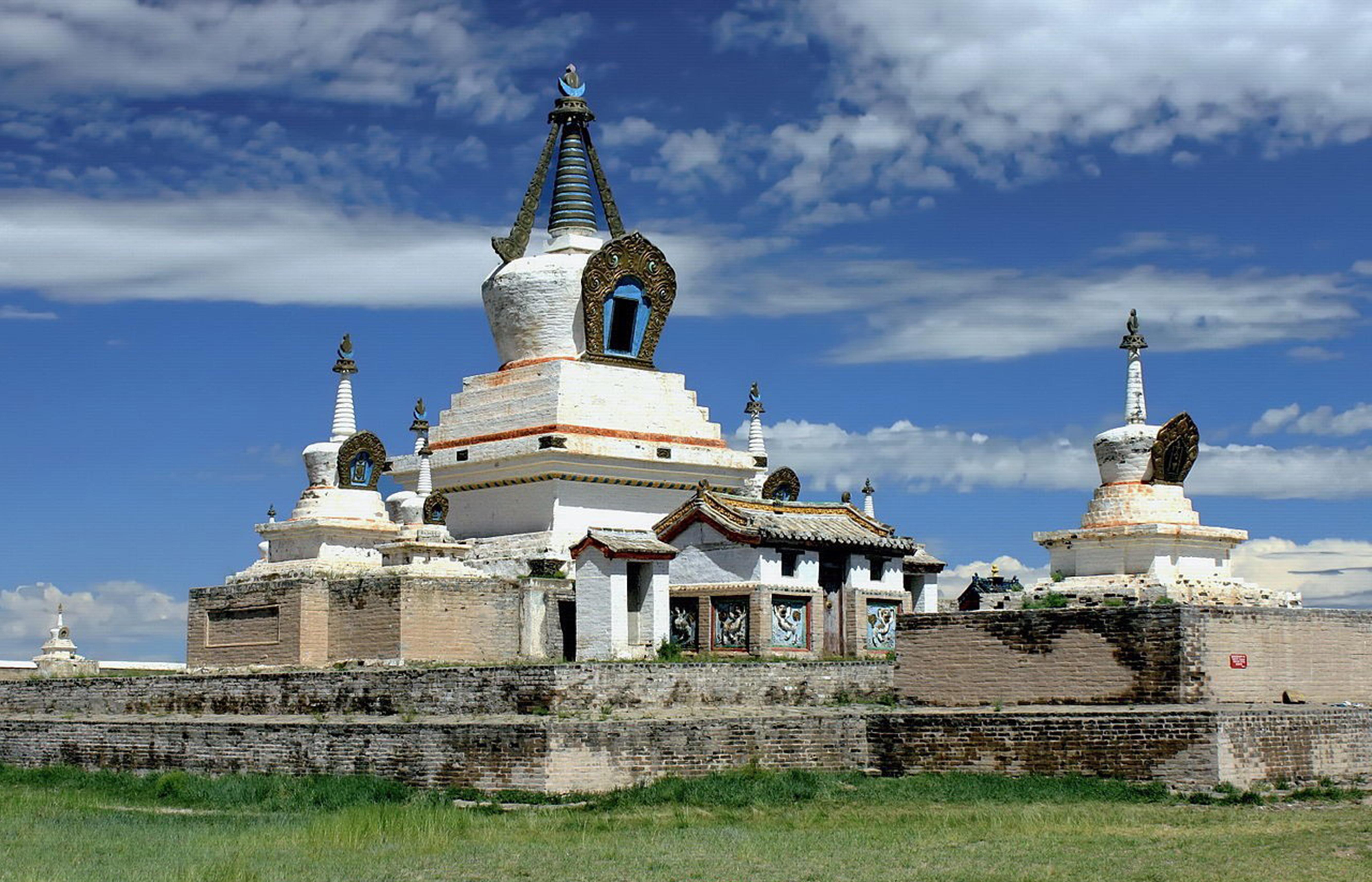 Mongolia, Erdene Zuu Monastery