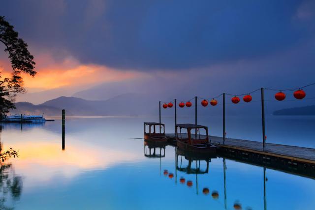 Taiwan, Sun Moon Lake