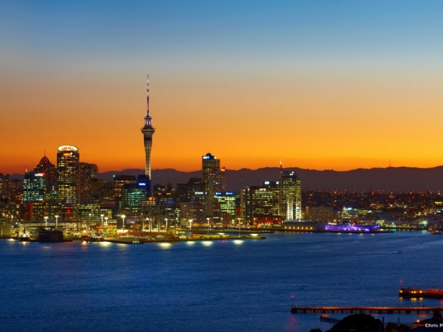 New Zealand, Auckland