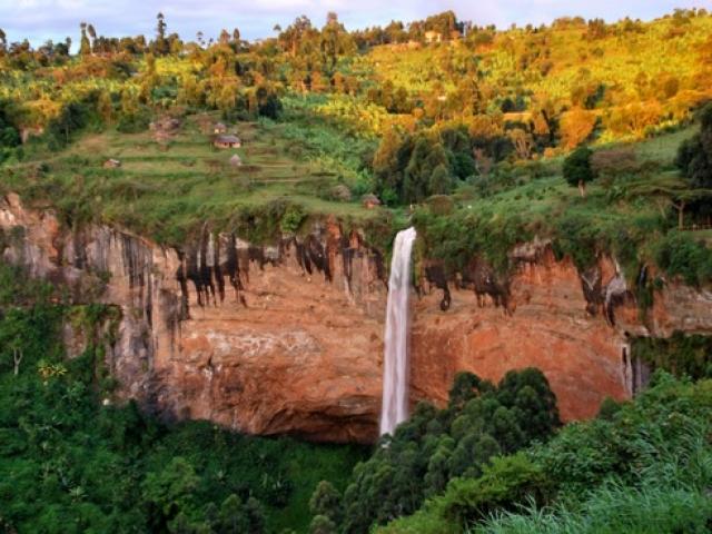 Uganda, Sipi Falls