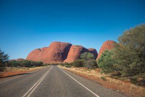 Uluru & Kings Canyon Discovery | Kata Tjuta (Olgas), Uluru-Kata Tjuta National Park, Central Australia, Northern Territory