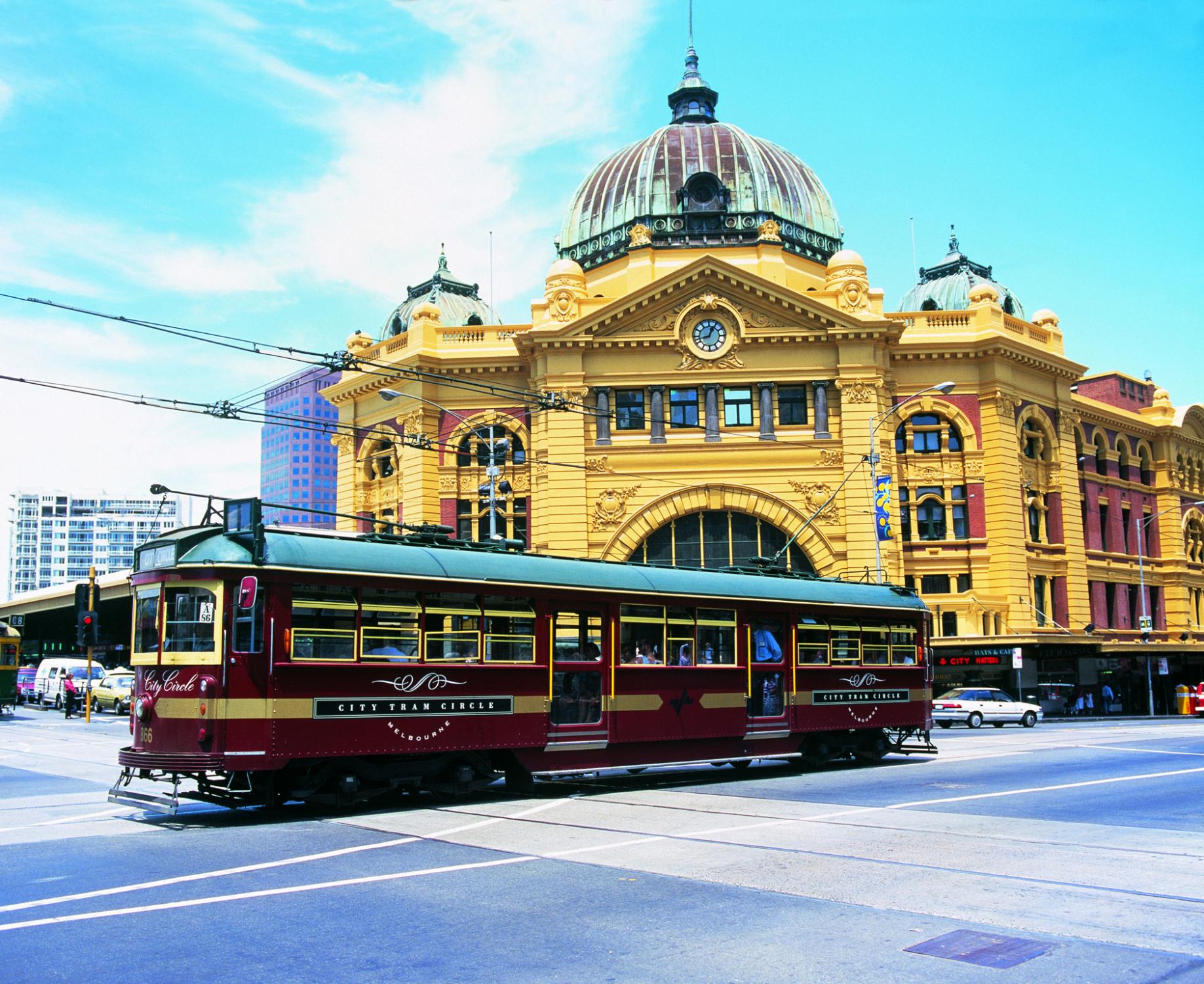 Victori | Flinders Street Station, Melbourne