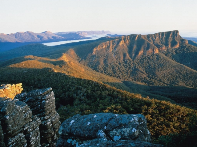 Victoria, The Grampians