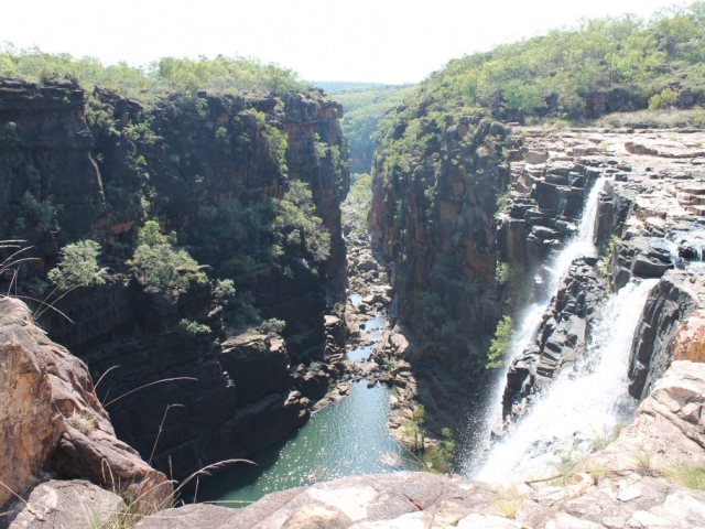 Western Australia, Big Mertens Waterfall