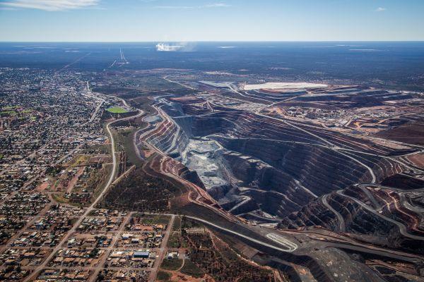 Western Australia, Kalgoorlie, Super Pit