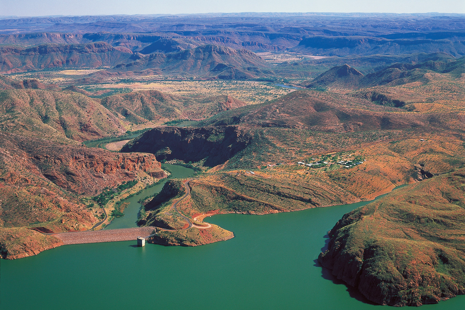 Wonders of the Kimberley | Lake Argyle, Kununurra, The Kimberley, North West, Western Australia