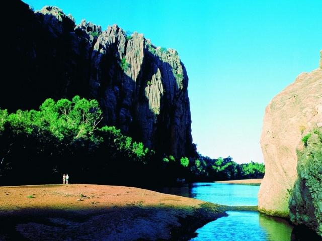 Western Australia, Windjana Gorge