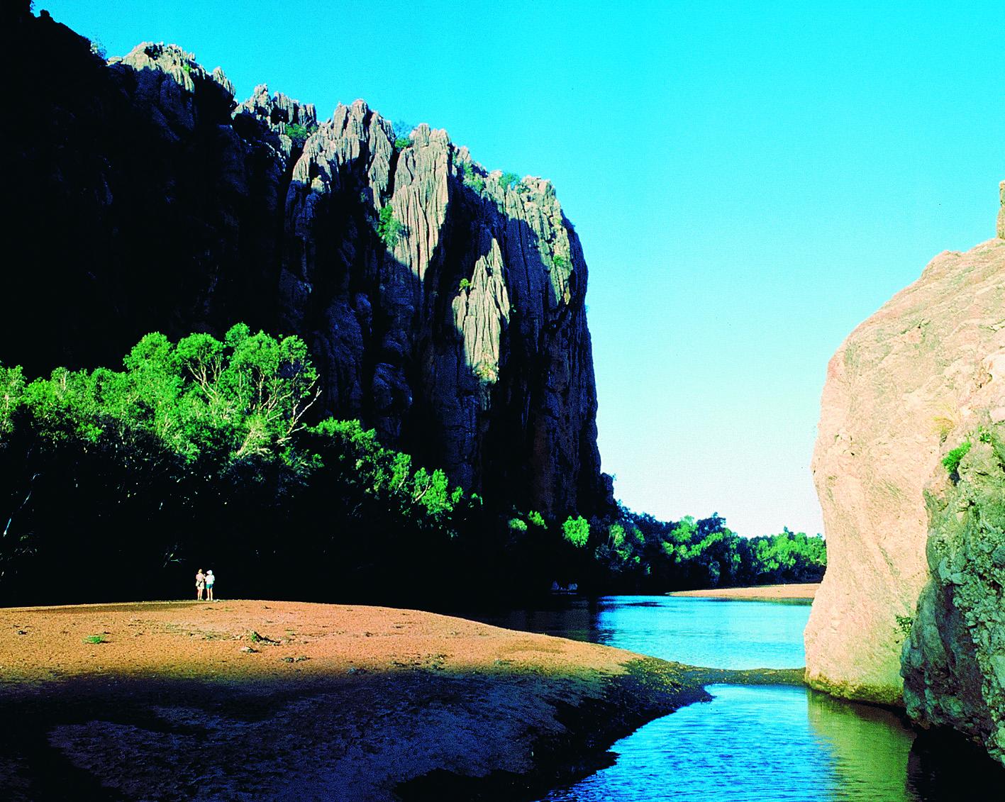 Essence of the Kimberley   Windjana Gorge