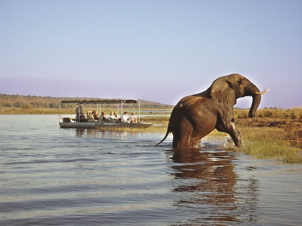 Zambia, Chobe River