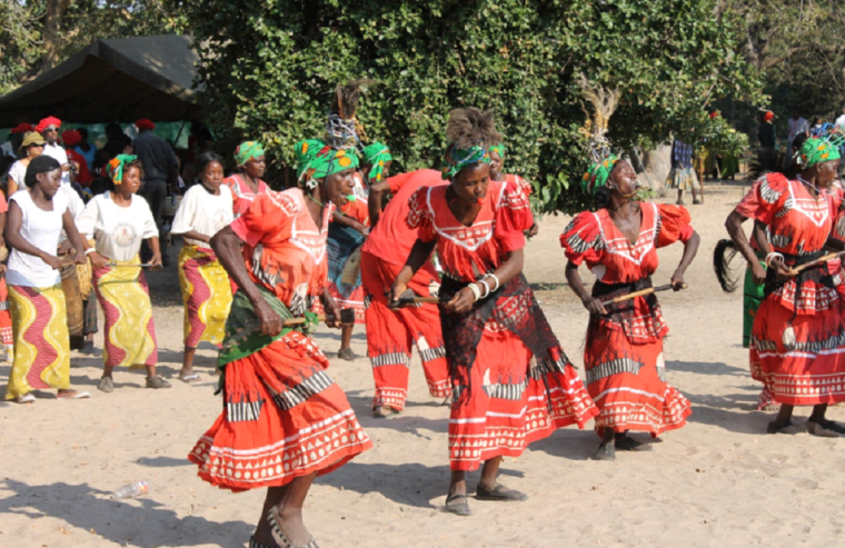 Zambia, Traditional Dancing
